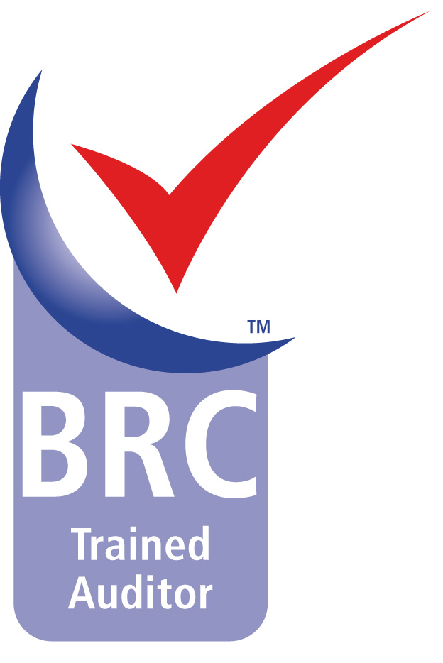 BRC Trained Auditor - Copyright BRC
